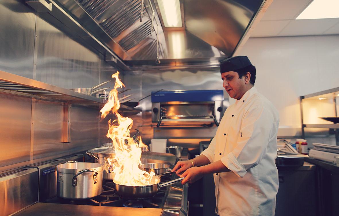 LRA Chef